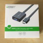 Raspberry Pi am VGA Monitor betreiben