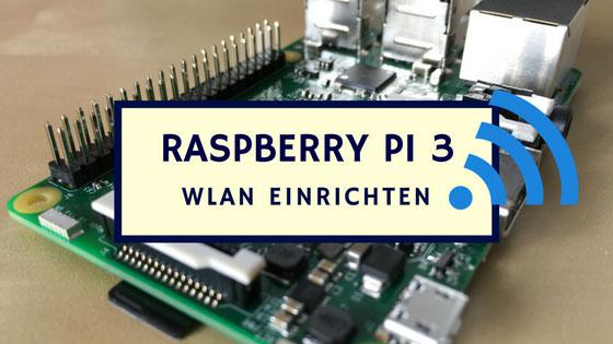 Raspberry Wlan Einrichten