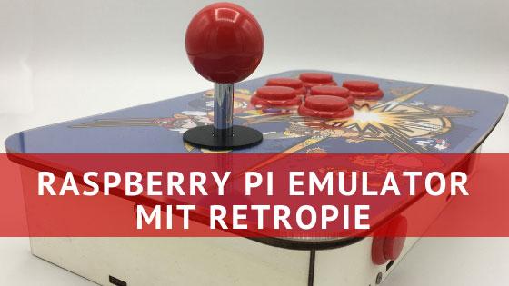 Raspberry Pi Emulator mit Retropie - techgeeks de